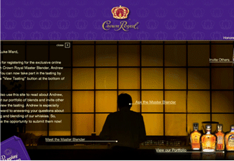 Taste Crown Royal