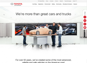 Toyota.com/About